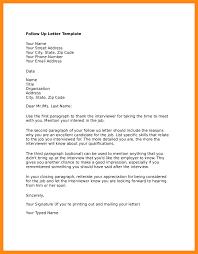 11 Follow Up Letter Templates Cote Divoire Tennis