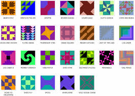 Pattern Blocks Online
