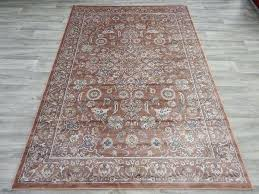 faded oriental rug viscose silk antique faded look traditional oriental rug size x faded pink oriental faded oriental rug