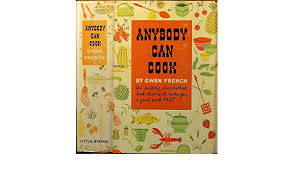 Anybody Can Cook: French, Gwen: Amazon.com: Books