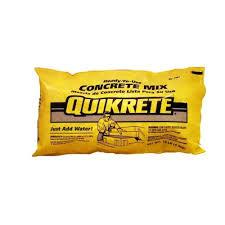 10 Lb High Strength Concrete Mix