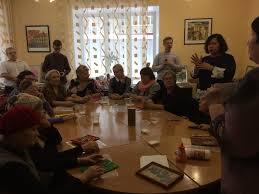 О проведении Декады инвалидов в ОГАУ Комплексный центр  Программа закончилась выступлением творческого коллектива ВОИ Ленинского района Нежность