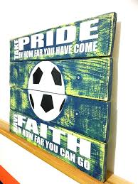Soccer Bedroom Decor Soccer Art Soccer Wall Art Soccer Room Decor Soccer Quotes