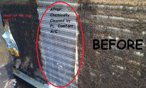 ac coil cleaner. dirty evaporator coil ac cleaner s