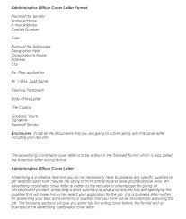 Office Administration Cover Letters Administrative Assistant Cover Letter Template