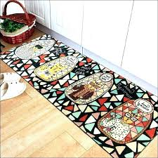 braided rug runners washable cow kitchen rugs target was