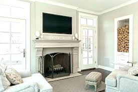 faux mantle diy fireplace mantel with storage tools wood great room windows french door faux mantle faux mantle diy faux fireplace