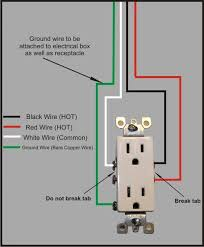 in most installations of electrical outlets the plug is fed by a our website to learn more about electrical basics split plug wiring diagram