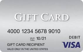 USPS: Gift Cards