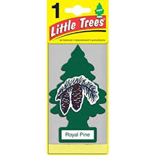 Image result for pine scent car air freshener