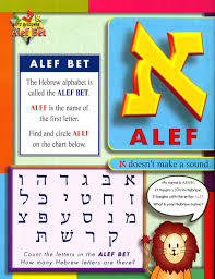 Lets Discover The Alef Bet