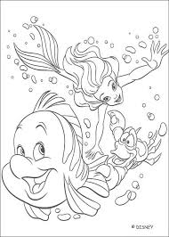 Small Picture The Little Mermaid coloring pages 32 free Disney printables for