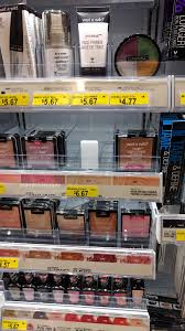 wet n wild highlighter spotted at walmart