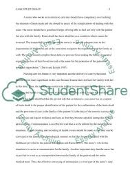 case study essay joanne ruptured berry aneurysm intracerebral text