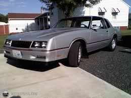 1986 Chevrolet Monte Carlo SS id 8809