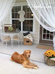 screened porch sheer curtains. Dog On Back Porch Screened Sheer Curtains N