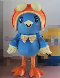 Pilot Bird <b>Mascot</b> Costume <b>Adult Size</b>, <b>Chicken Mascot</b> Suit Plush ...