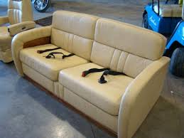 RV Parts FLEXSTEEL RV LEATHER FURNITURE USED FOR SALE Auto Parts