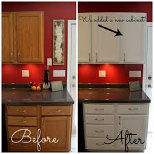 Painting White Cabinets Dark Brown How To Paint Cabinets Cabinets Countertops And White Cabinets