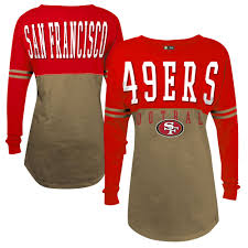 For 49ers Ladies 49ers Shirts Shirts