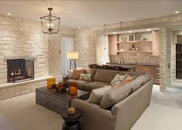 Best Basement Family Rooms Images On Pinterest Basement Ideas