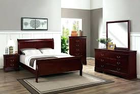 solid cherry bedroom furniture traditional