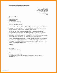 Nurse Practitioner Cover Letter Sample Cover Letter Sample Nurse Practitioner New Nurse Practitioner Cover