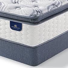 mattress queen size. Serta Perfect Sleeper Teddington Plush Queen Mattress Size