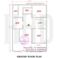 north indian style flat roof cool home design plans indian style