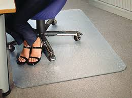 office chair rug protector decorative mat