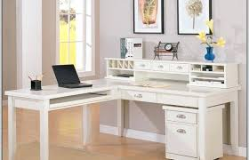 home office desks l shaped. Fine Home House Interior Elements Medium Size Home Office L Shaped Desk White  With Drawers Lshaped To Desks D
