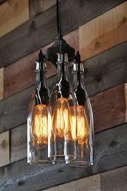 best wine bottle chandeliers best ideas about wine bottle chandelier on bottle