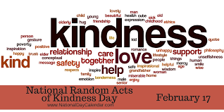 Random Acts Of Kindness Quotes Enchanting NATIONAL RANDOM ACTS OF KINDNESS DAY February 48 National Day
