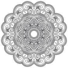 Mandala Art Coloring Pages Mandala Pattern Mandala Design Mandala