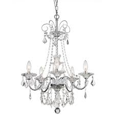 casa taylor 2 crystal chandelier chrome