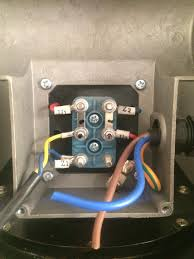 wiring how to wire up a single phase electric blower motor photo of motor wiring enclosure wiring schematic