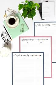Weekly Meal Plan Sheet Printable Meal Planner Domestically Creative