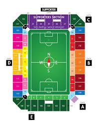 Real Salt Lake Seating Chart 3d Stadium Maps Orlando City Soccer Club