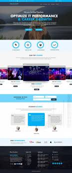 Latest Website Design Templates Educational Websites Psd Website Templates Free Download