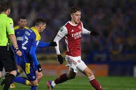 Arsenal confirms loan moves for ...