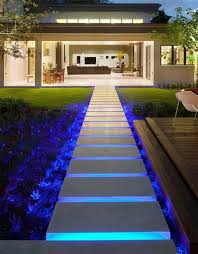awesome garden lighting led lights outdoor lighting ideas wooden patio deck