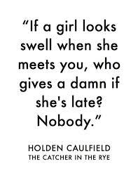 best holden caulfield ideas holden caulfield  caulfield was a smart boy after all catcherintherye blackandwhite quotes