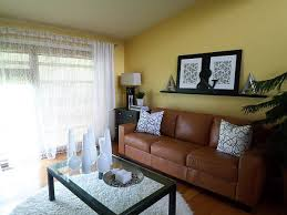 Living Room Shows Custom Yellow Living Room Design Ideas
