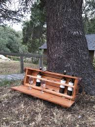 a fine wine rack