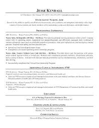 Sample Functional Resume For Nurses Best of Resumes Examples For Nurses Nursing Assistant Resume Sample Nurse