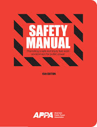 Safety Manual Safety Manual Cover Design thesis aesthetics Pinterest 1