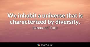 Desmond Tutu Quotes BrainyQuote Best Diversity And Inclusion Quotes