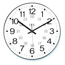Clock Face Template Free Charleskalajian Com