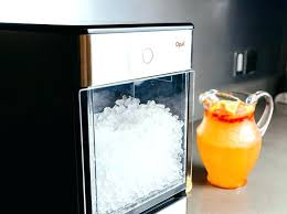 nugget countertop ice maker countertop crushed ice maker crushed ice maker beautiful nugget ice machine home