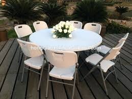 60 round folding table legs inch for banquet and